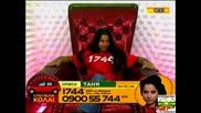 Минутата на Таня и коментар на Страшния Съд - Big Brother 4 - 29 10 2008