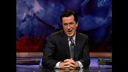Stephen Colbert Check In