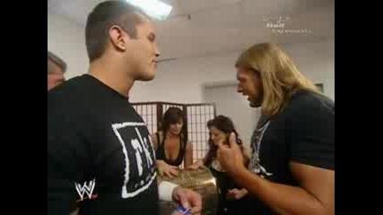 WWE Кеч Теглене На Жребия