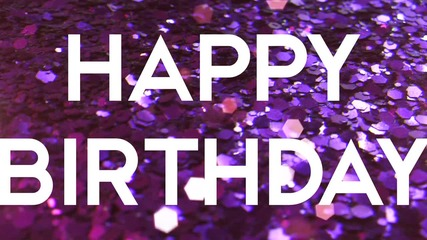 Birthday (lyric Video ) - Katy Perry