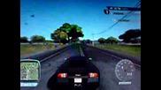 Tdu Lamborghini Murcielago Vs Mercedes Slr