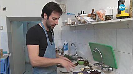 Френска вечеря с Любомир Ковачев в Черешката на тортата (05.02.2019) - част 2