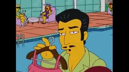 The Simpsons Семейство Симпсън сезон 20 епизод 5