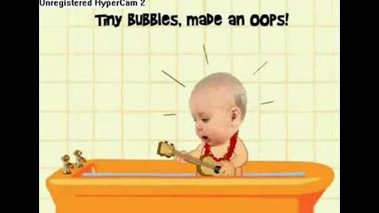 Забавно Пеещо - Пърдящо Бебе