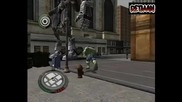 The Incredible Hulk-Мисията С Големия Робот (HQ)
