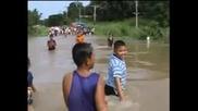 Наводненията в Североизточен Тайланд