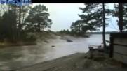 Когато мълния удари в река, да не си там!