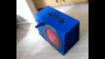 my bass speaker Продава Се!