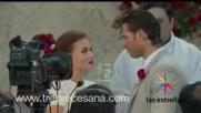 Detras de la boda de Ana Leticia y Marcelo Television