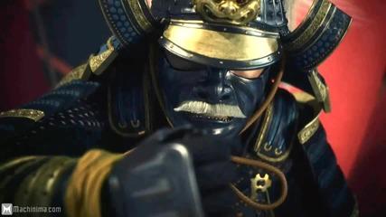Shogun 2 Total War Announcement Trailer
