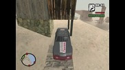 Gta San Andreas-как най-лесно да направим скок в tierra robada