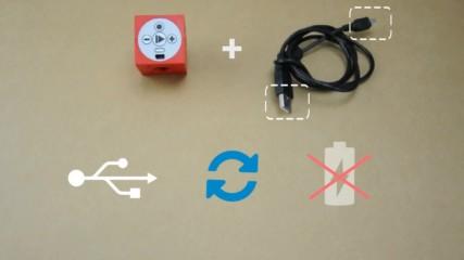 TINKERBOTS TUTORIAL *Tinkerbots USB Kabel* (Deutsch)