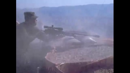 Turski Sniper - 50 cal Mehmetcik Testvane