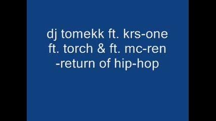 Dj Tomekk - Return Of Hip Hop