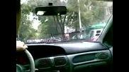 Рослан се опитва да шофира ...02