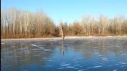 Уиндсърф на лед