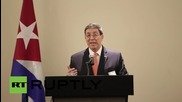 Panama: 'Important' to remove Cuba from US list of 'terrorism sponsors' - FM Parilla