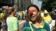 Хиляди бразилци на протест срещу корупцията