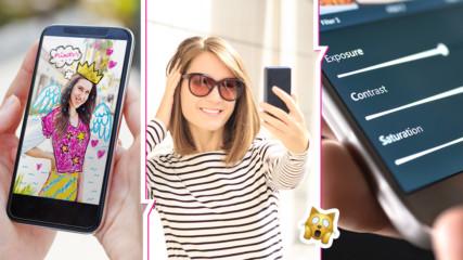 Редактирате ли снимките си за Instagram? Психолозите имат лоша новина за вас!