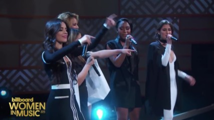Fifth Harmony Perform Worth It and Cover Destinys Child Live at Women in Music