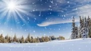 Проект - Снег это сахарная пудра...