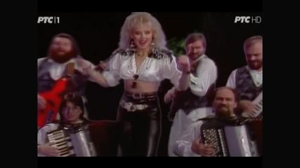 Lepa Brena - Imam pesmu da vam pevam ( RTS1, 1989 )