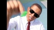 Двойник на Обама танцува Gangnam Style