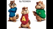 Avin and the chipmunks - Never Say Never!!! Justin Bieber