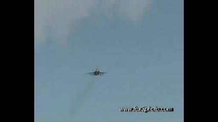 F/a Super Hornets в действие