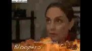 Fuego En La Sangre - Bloopers