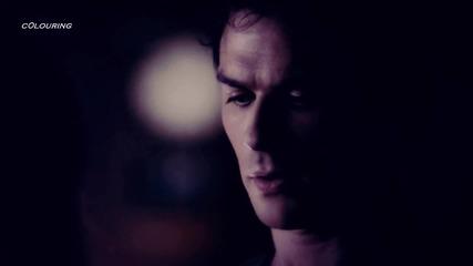 Damon and Elena || Fire Breather