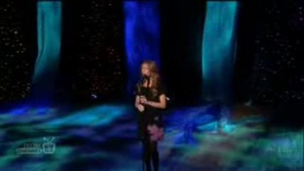 Celine Dion - Alone ( Live on The View ) / Селин Дион - Alone