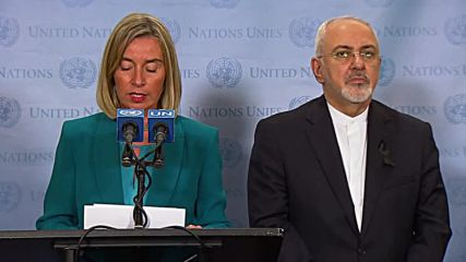 UN: EU to set up special payment channels with Iran - Mogherini