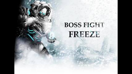 Batman: Arkham City - Boss Fight // Mr. Freeze