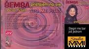 Semsa Suljakovic i Juzni Vetar - Stegni me bar jos jednom (Audio 1986)