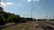 87 012.1 заминава от гара София.