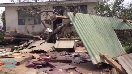 Deaths, Devastation as Cyclone Smashes Pacific Islands