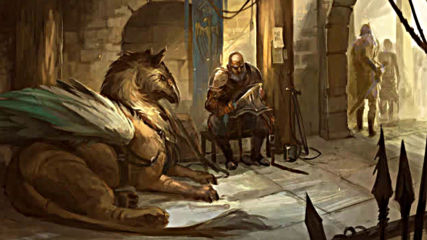 Celtic Medieval Music Wing Blade Knights Traditional Fantasy 1 hour