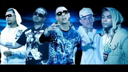 Baby Rasta y Gringo Ft Don Omar - Ella Se Contradice Remix