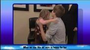 Exclusive - Джъстин Бибър Се Среща С 3 Год. Коди, Защото Тя Плаче За Него ! За Пръв Път В Сайта !!!!
