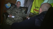 Syria: IS a bigger threat 'than the troops of the regime' - opposition commander