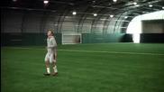 Реклама на Найк с отбора на Арсенал