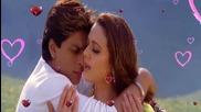Aaj Mile Ho Kal Phir Milna - Shahrukh Khan And Bollywood Actress Love Mix