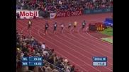 Ивет Лалова спечели спринта на 100 метра в Осло