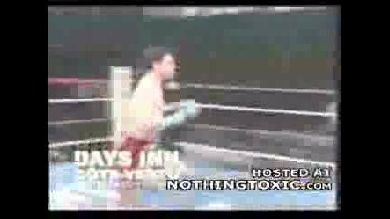 Най - Бързия Мач В Историята На Бокса