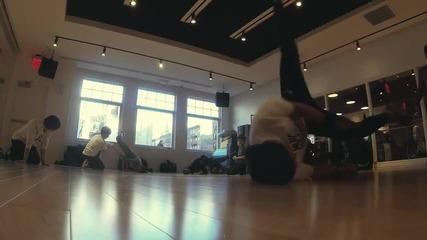 Bboy Workshop Korea
