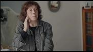 Julia Garner, Marcia Gay Harden, Lily Tomlin in Scene From 'Grandma'
