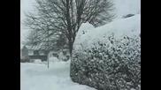 Стефан Воронов Снегът вали (сняг бавно пада)
