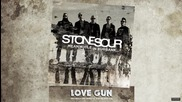 N E W 2015 - Stone Sour - Love Gun (kiss cover)