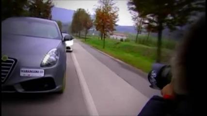 Alfa Romeo Giulietta G430 Imove Marangoni tuning